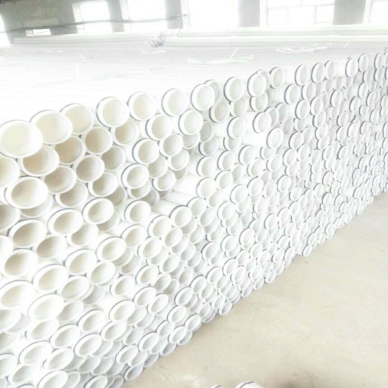 黑龙江双壁波纹穿线管
